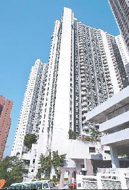 香港跑马地豪宅市价约7千万元台币-郑则士10年还债8千万 翻身成摇钱