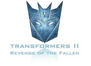 《变形金刚2》的官方logo高清图片
