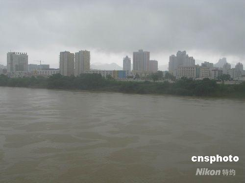 中新网6月17日电 6月6日以来,中国南方地区连续出现大范围的强降雨
