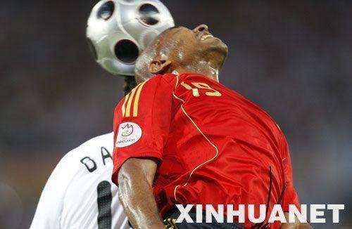 欧洲杯决赛:西班牙1:0击败德国夺冠