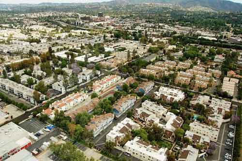v老板温州煤老板在洛杉矶的高中(图)豪宅考试题山西分班图片