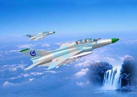 中国山鹰高教机将于11月珠海航展闪亮登场