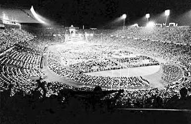 第二十五届奥运会巴塞罗那体育场