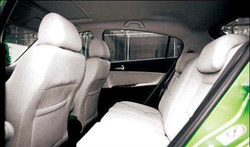 汽车内手动挡内部结构图解
