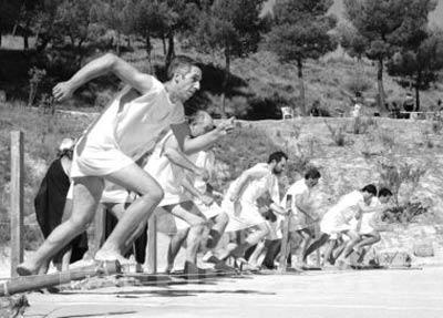 关于古奥运会起源流传最广的故事则是佩洛普斯娶亲的故事.图片