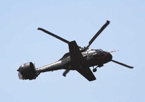 该项目的研究目标是把直升机的速度由目前的每小时