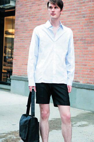美国男孩穿衣打扮