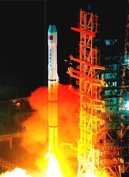 长征三号甲运载火箭将运送嫦娥一号探月卫星升天