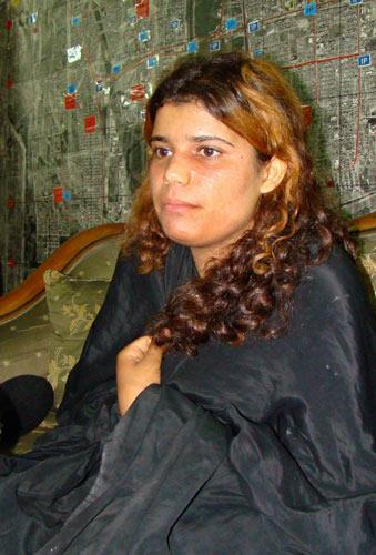 被伊拉克警方逮捕组图