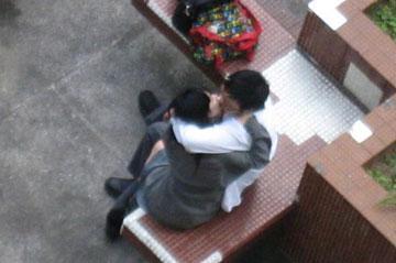 90后性行为呈低龄化初中早恋高于男生等级考试济南女生学业图片