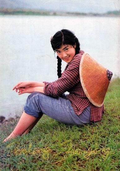 【生活琐事】回忆80年代绝色女影星