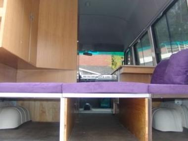 小型房车内部设计图展示