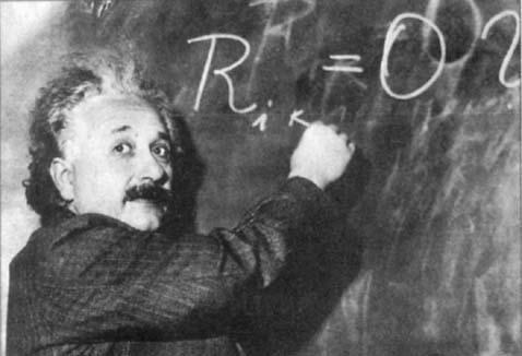 天才也有弱点 爱因斯坦一生中的23个错误