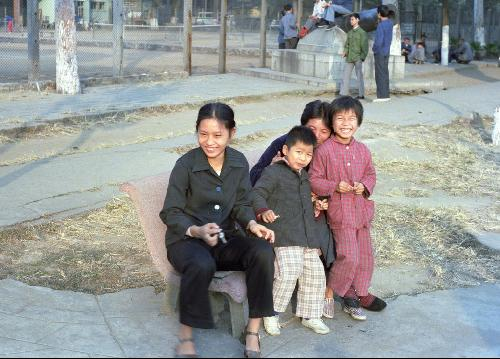 恋老广州_老照片:广州,1978。[组图]_资讯_凤凰网