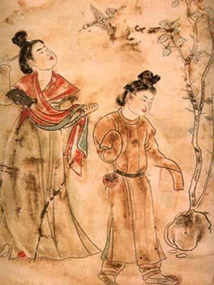 中国古代女扮男装的趣史(图)图片