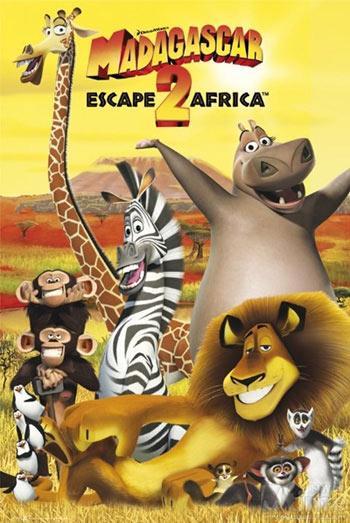 马达加斯加2 受到观众热捧 元旦上映开门红