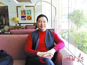中國音像著作權集體管理協會副總呂文舉圖片