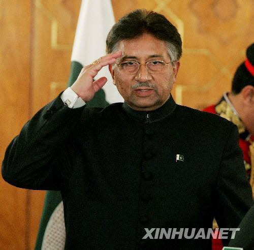 穆沙拉夫建议印度冷静反恐