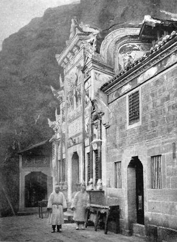 珍贵历史记录 外国人拍摄的四川万县老照片图片