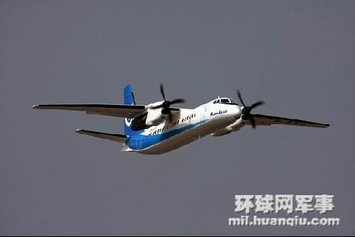 中航飞机公司:要做世界最先进涡桨飞机制造商