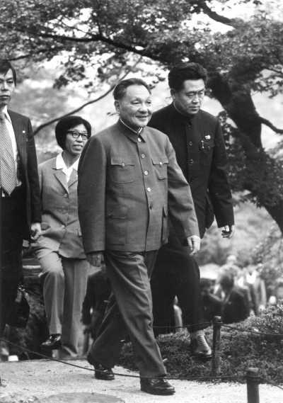 邓小平警卫秘书讲述小平同志的养生四法_资讯