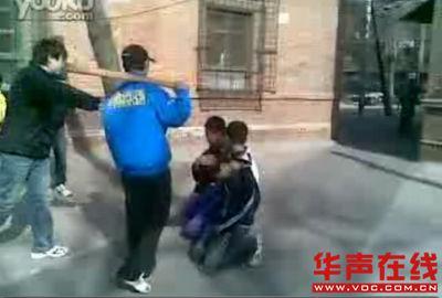 网传中学生\u0026quot;凶狠\u0026quot;打架视频- 学生