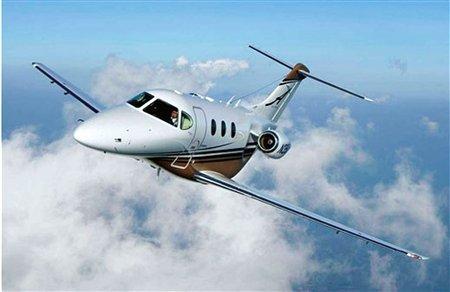 零距离体验私人飞机飞行.