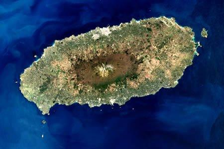韩国济州岛卫星地图高清中文版