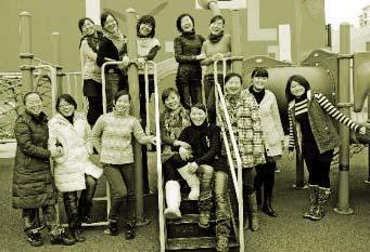 80余名美女教师组团交友