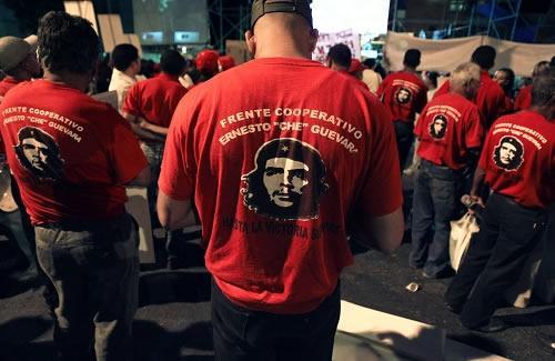 委内瑞拉将建立社会主义人民公社 大办低价食堂 - longbishan1 - 龙碧山