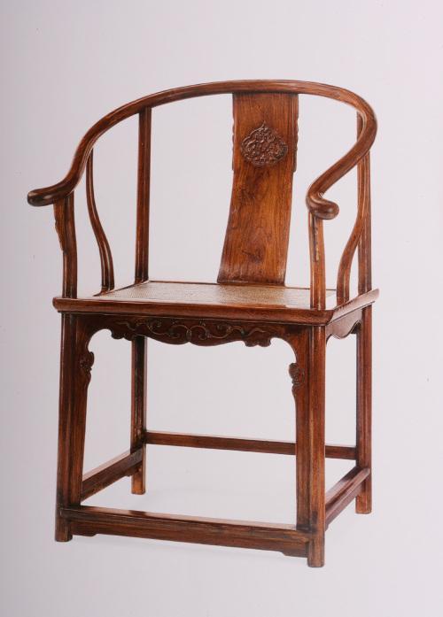 中国传统椅子手绘