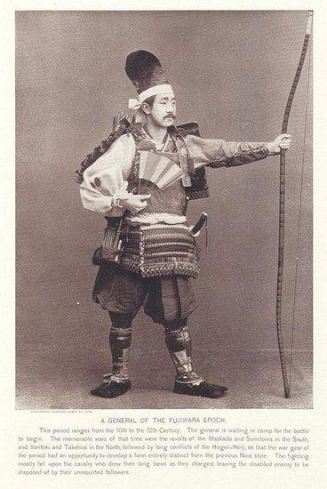 之后200年 日本武士的形象图片
