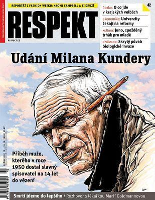 米兰·昆德拉80大寿:60年与世界不和