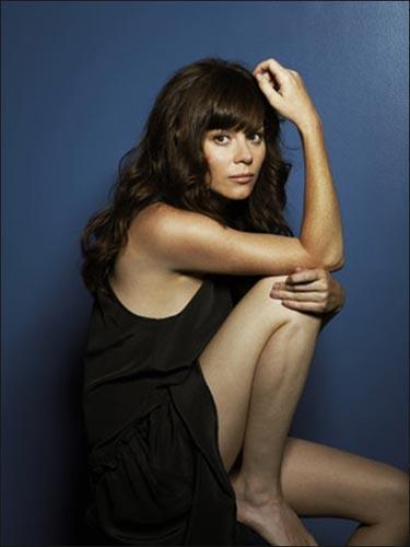 第九名:安娜·弗莱尔-英著名杂志评选出09年全球最性感女性图片