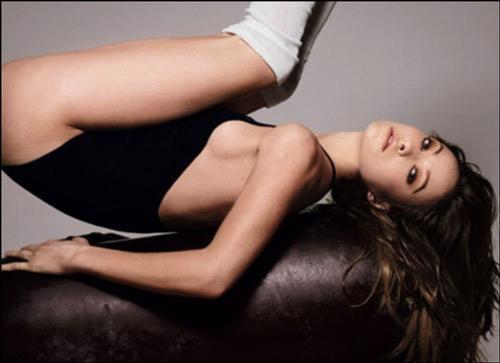 美国成人电影女星当选世界最性感女人图