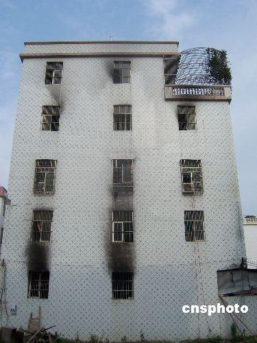 广东楼房外墙装修图片