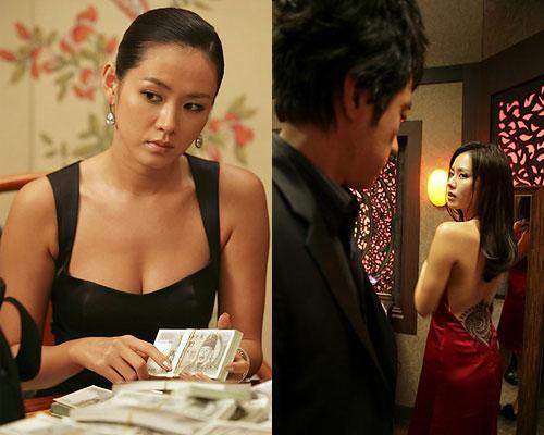 激情献身 揭密韩国女星上位妙计图