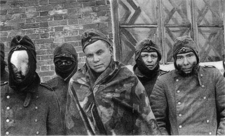 二战后的德军战俘