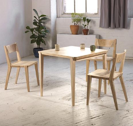 moe家具:极简的原木主义[组图]