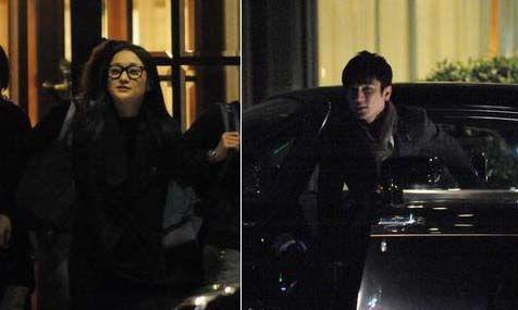 昨日(6月24日),周迅和李大齐宣布正式分手,而知情人士撞破周高清图片