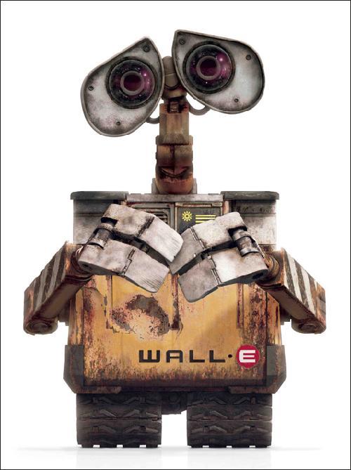 电影中的完美机器人