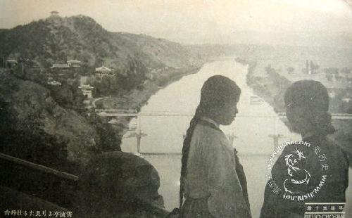 百年前的朝鲜风俗照