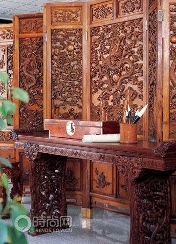 看清中式古典家具的身價