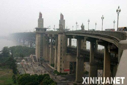 南京长江大桥申报国保
