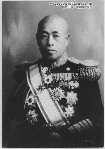 日本靖国神社内的甲级战犯们[组图]