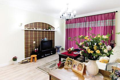 电视背景墙的装修设计及流行趋势