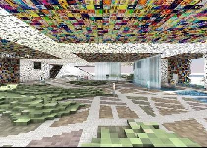 上海世博会韩国馆图片