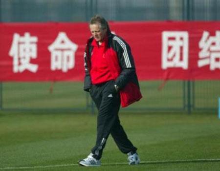 中国足球冲击世界杯的前世今生 8次冲击遍体鳞伤
