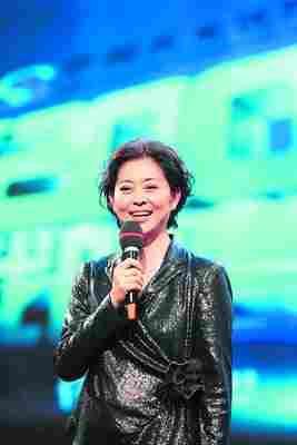 倪萍-离开央视主持舞台后,倪萍参演了不少影视剧,图为她在电影《...