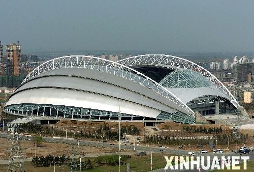 中国足球福地:沈阳奥体中心五里河体育场